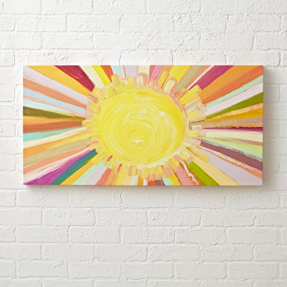 Little Sunshine Wall Art