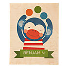 Personalized Young & Wild Monkey Wall Art