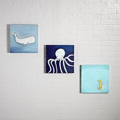 Wall_Art_Ocean_Animals_Group