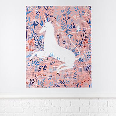 Unicorn Poster Decal