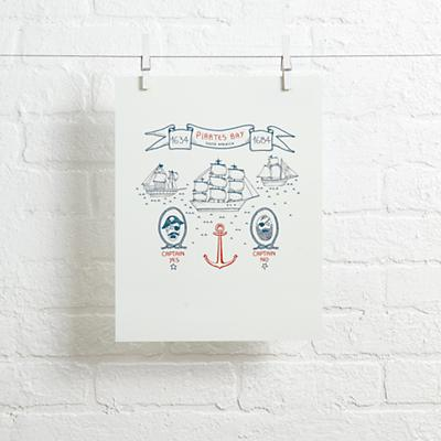 Pirates Wall Art