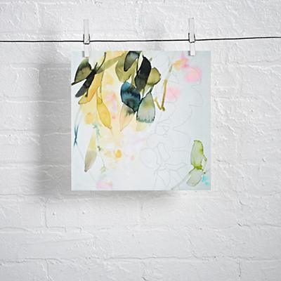 Bright Places Unframed Wall Art