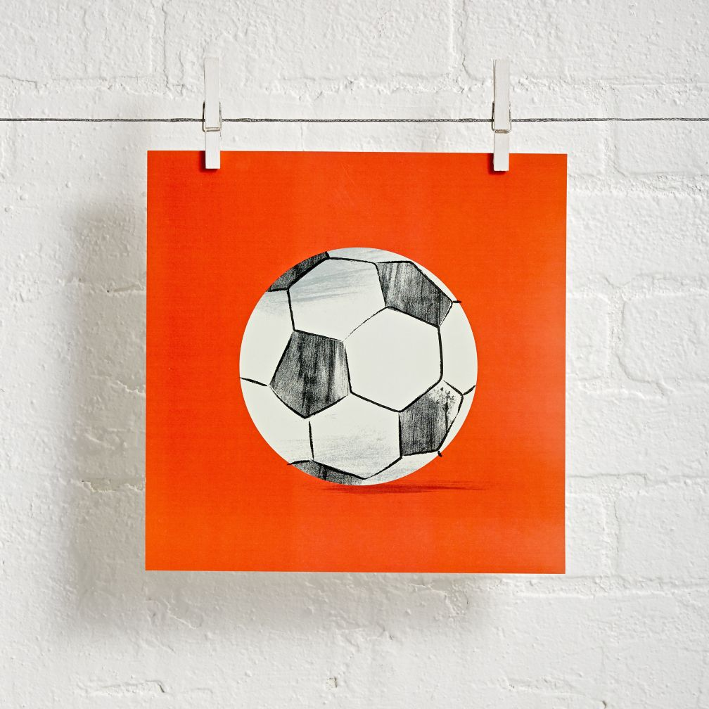 Sports Wall Art (Soccer)