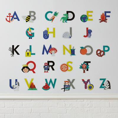 ABC Icon Decals