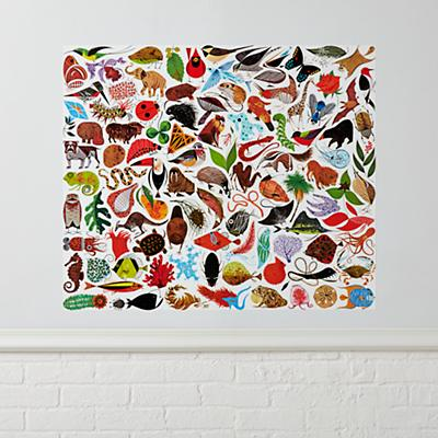 Charley Harper Poster Decal