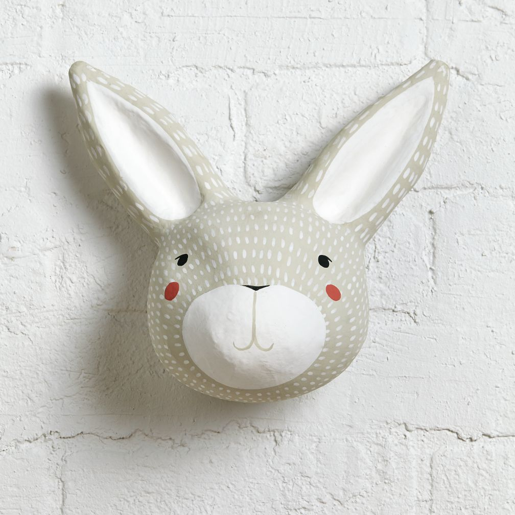 Forest Pop Wall Decor Bunny The Land Of Nod