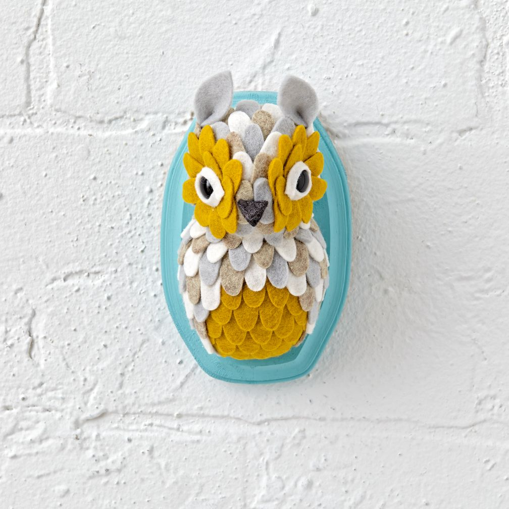 Owl Wall Decor The Land Of Nod