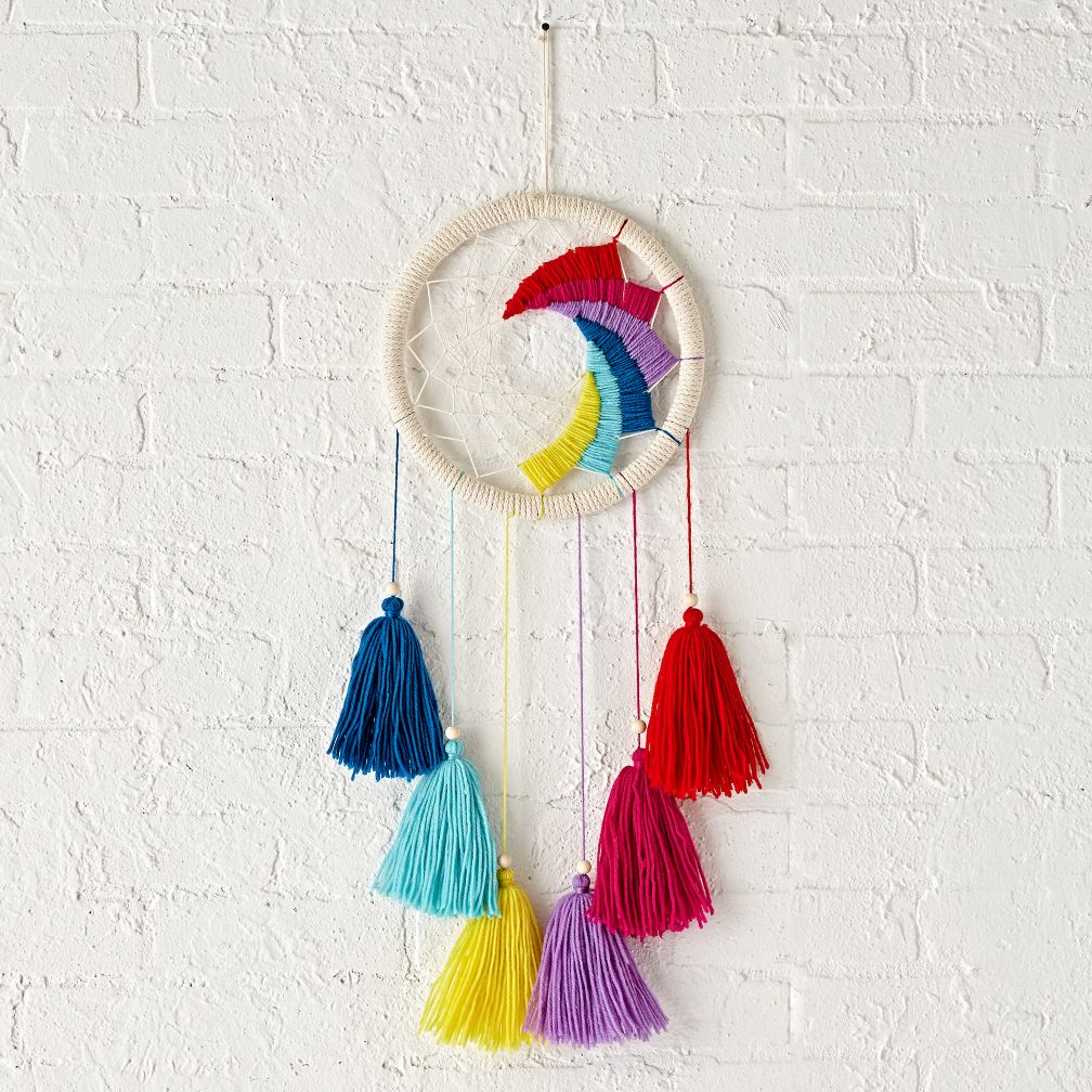 Rainbow Dreamcatcher