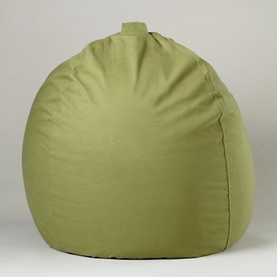 "40"" Green Beanbag Chair includes Cover and Insert"