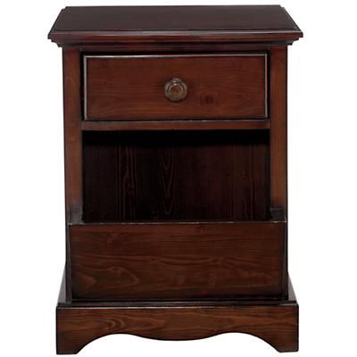 Walden Nightstand (Chocolate)