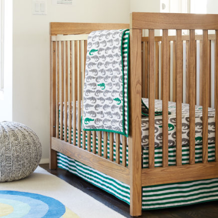 Later Gator Crib Bedding - Later Gator Baby Quilt