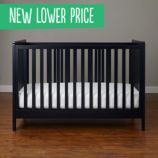 Carousel Crib (Midnight Blue)