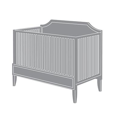 ducduc™ for Nod: Verona Crib