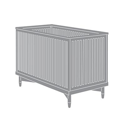 ducduc™ for Nod: Oslo Crib
