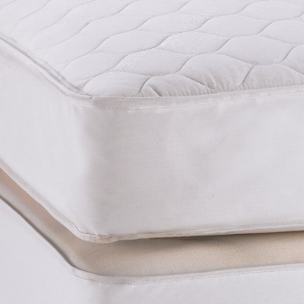 Naturepedic 2 in 1 Organic Mattress - Twin Naturepedic 2 in 1 Organic Mattress