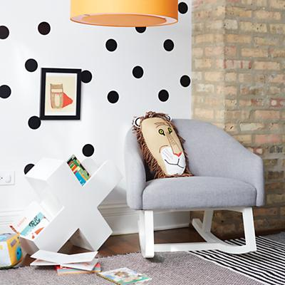 Lottie Dots Black Decal