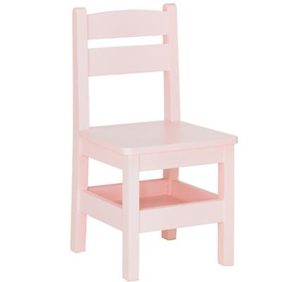 Storage Chair (Pink)