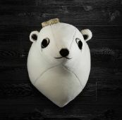Boy Polar Bear Decor – Studio Nod