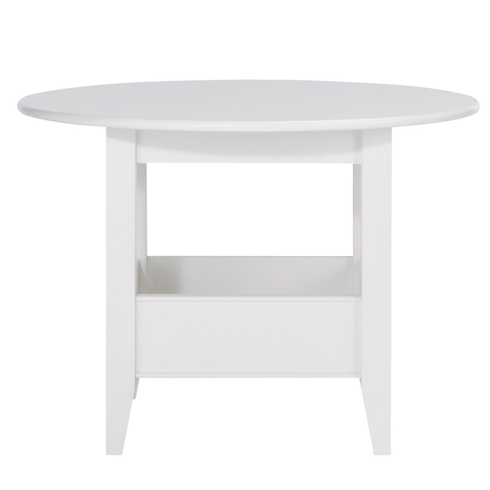 White Desk Table Part - 38: The Land Of Nod