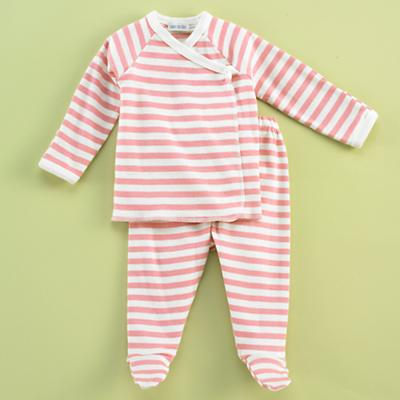 0-3 mos. Pink Layette Set