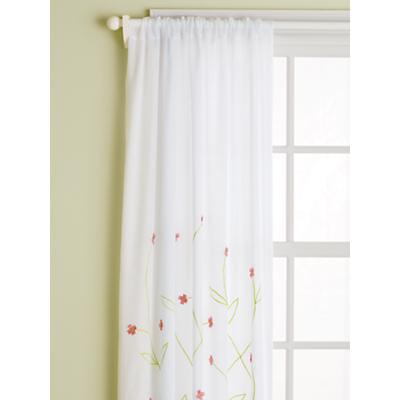 "84"" Hanging Garden Curtain (Pink)"