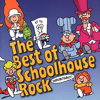 Best of Schoolhouse Rock CD