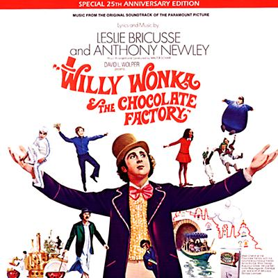Willy Wonka & The Chocolate Factory CD