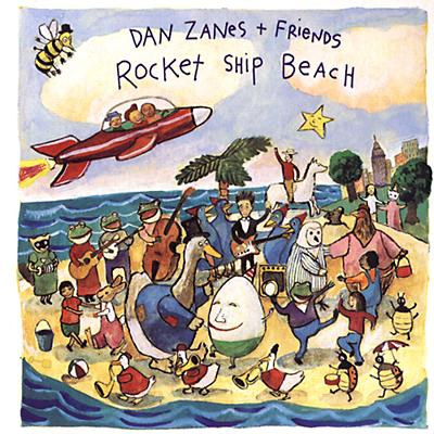 Rocket Ship Beach CD