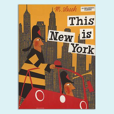 This is New York by M. Sasek