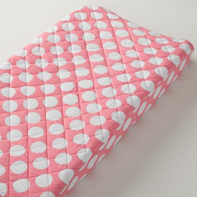 Hop To It Changing Pad Cover (Dot)
