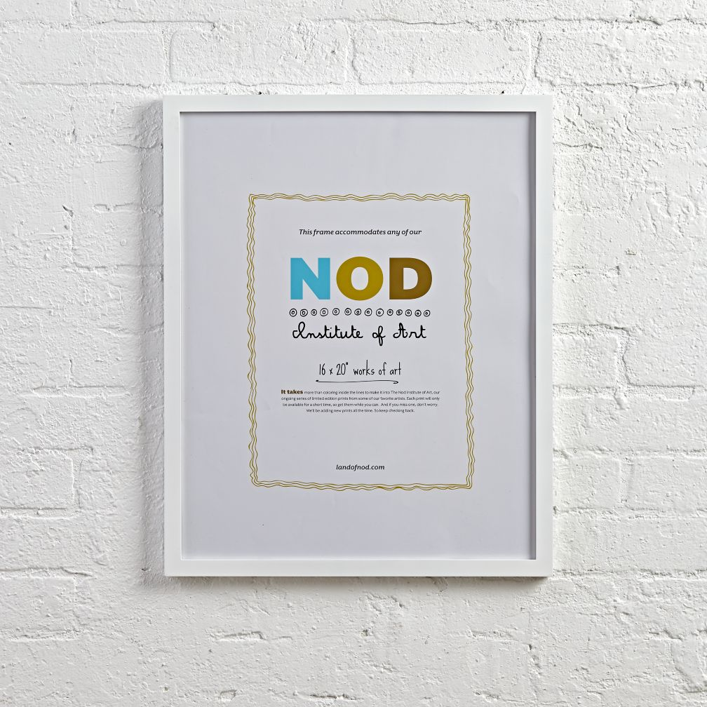 "16 x 20"" Nod Institute of Art Frame"