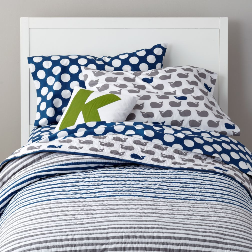Make a Splash Kids Bedding The Land of Nod