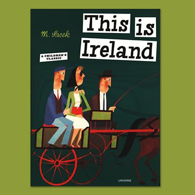 This is Ireland by M. Sasek