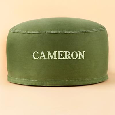 Personalized Green One-Seater