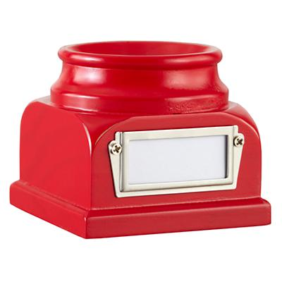 Lucky Baseball Holder (Red)