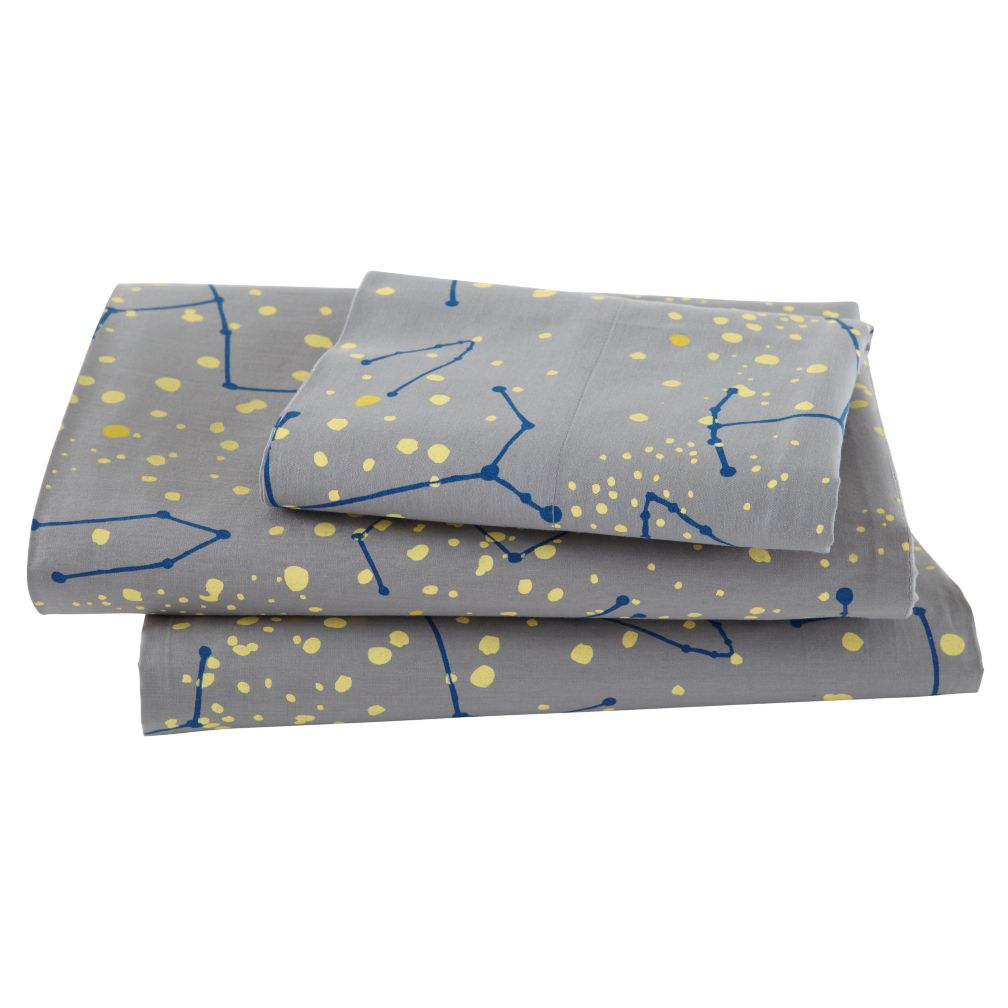 Organic Orion's Twin Sheet Set