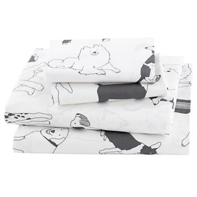 Organic Bed's Best Friend Sheet Set