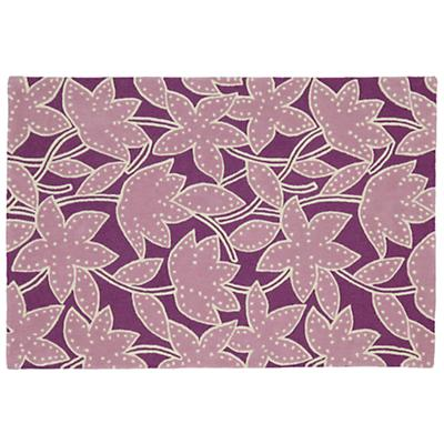 5 x 8' Padded Lily Rug (Lavender)