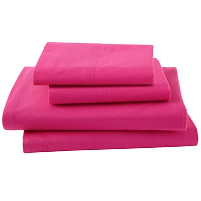 Hot Pink Neon Sheet Set (Queen)