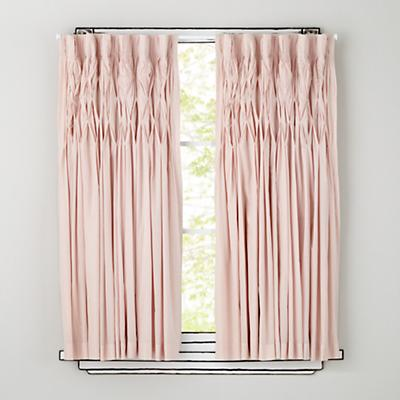 "84"" Antique Chic Curtain (Pink)"