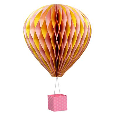 Beautiful Balloon Hang Up (Pink)