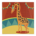 Giraffe Three Ring Wall Art