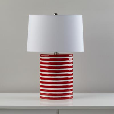 Coastline Lamp (Red)