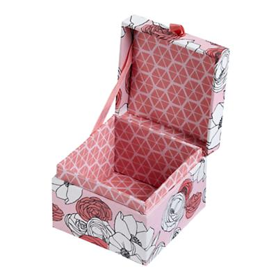 Flower Girl Mini Box (Pink)