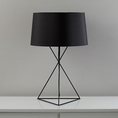Isosceles Table Lamp (Black)