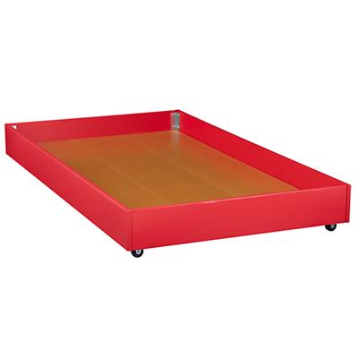Jenny Lind Raspberry Trundle Bed