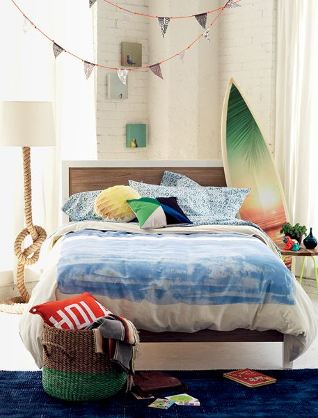 California Dreamin' Kids Room & Nursery Decor