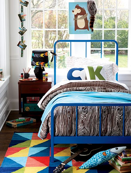Happy Camper Kids Room & Nursery Decor