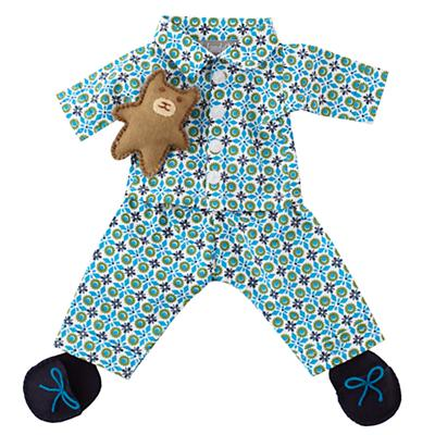 Wee Wonderfuls ™ Clothing (Blue Slumber Party)