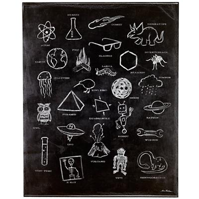 ABC Ologies Wall Decal